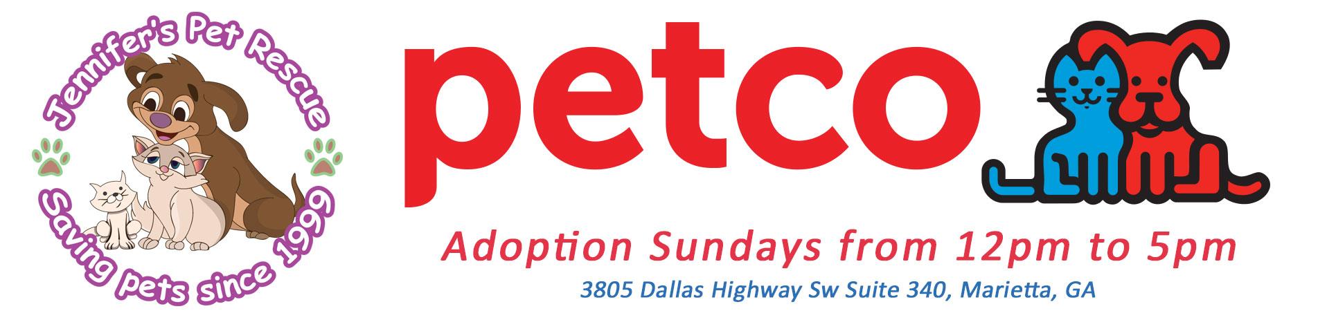 Petco Adoption Sunday